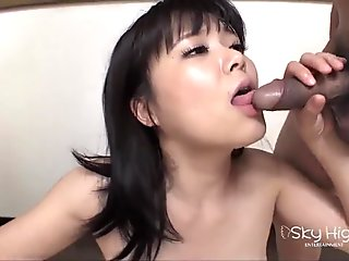 Superb Asian threesome with Haruka Miura - More at javhd.net