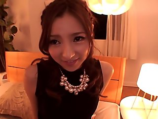 Amazing Japanese chick in Horny Teens, POV JAV video