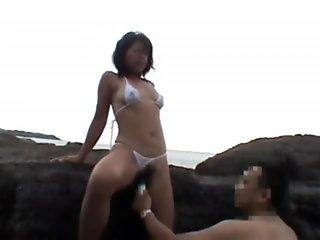 Japanese Public Slut