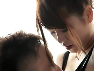 Crazy Japanese chick in Incredible HD, Blowjob JAV scene