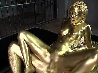 Fucking A Golden Cutie - CosplayInJapan