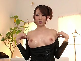 Amazing Japanese model in Horny Massage, HD JAV scene