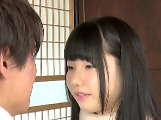 Hottest Japanese whore in Best HD, Small Tits JAV clip