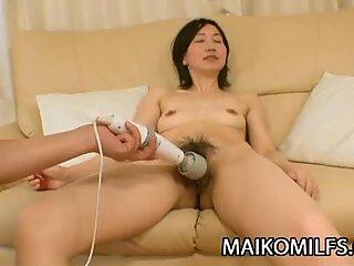 Junko Konno - Hairy Pussy Japan Cougar