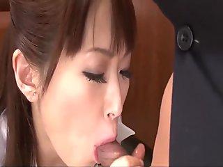 Office babe,Nonoka Kaede, senusal cock porn at work - More at javhd.net