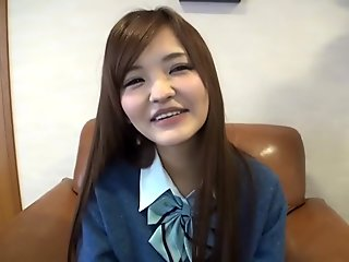 Incredible Japanese whore in Best POV, Blowjob JAV clip