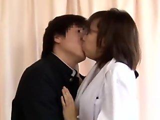 NHDTA-472 Teacher To Begin Estrus Licked At The Same Time